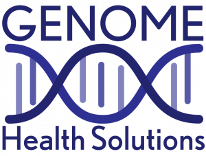 Genome health solutions logo